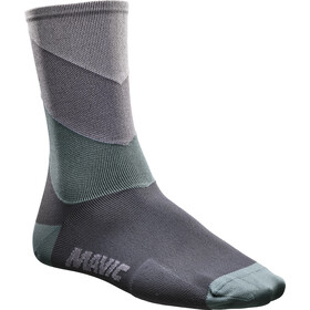Mavic Graphic Stripes Socken glacier gray